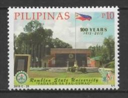 Pilipinas - Philippines (2015) - Set -  /  Universite - University - Universidad - Romblon - Ethiopie