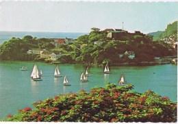 Cpm   YACHTING IN ALL ITS SPLEDOR IN BEAUTIFUL  GRENADA - Grenada