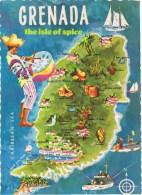 Cpm   GRENADA THE ISLE OF SPICE - Grenada