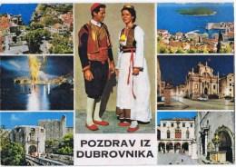 Cpm  Pozdrav Iz Dubrovnika - Yugoslavia