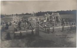 Tombes Belges / Rabosée / Wandre / Photo Célis - Herstal / 1915 - Belgio
