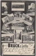 BRUCK A. LEITHA - MULTIVUES - Bruck An Der Leitha
