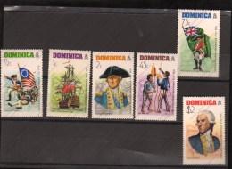DOMINICA - Militaria