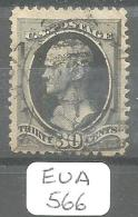 EUA Scott 190 Fine YT 57B # - Used Stamps