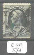 EUA Scott 190 Fine To Very Fine YT 57B # - Used Stamps