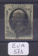 EUA Scott 190 Fine To Very Fine Edge Sheet YT 57B # - Used Stamps