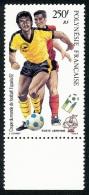 POLYNESIE 1982 - Yv. PA 168 ** TB Bdf  Faciale= 2,10 EUR - Coupe Du Monde De Football ESPANA'82 ..Réf.POL22268 - Poste Aérienne
