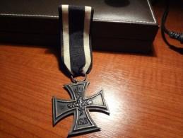 Croix De Fer Allemande - 1914-18