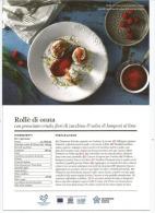 "Ricetta Rollé Di Orata. Cartolina ""Enterprise Greece"" - Ricette Di Cucina"