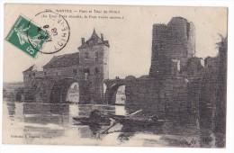 NANTES.-  Pont Et Tour De Pirmil - Nantes
