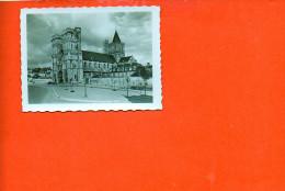 14 CAEN : L'abbaye Aux Dames (dimensions 8.7 X 6.5) (noir Et Blanc ) - Photographie