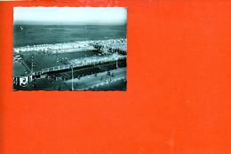 14 TROUVILLE - DEAUVILLE : La Piscine  (dimensions 8.7 X 6.5) (noir Et Blanc ) - Photographie