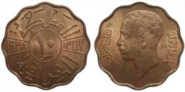 10 Fils 1938 (Iraq) - Irak