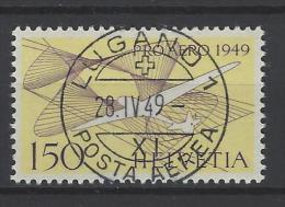 LP 44 Prachtig Centraal Afgestempeld - Poste Aérienne