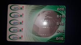 Germany-AMCE-5 Cards-(d10)-mint+2card Prepiad Free - Germany