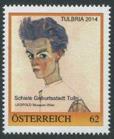ÖSTERREICH / PM Nr. 8110262 / Schiele Geburtsstadt Tulln / Postfrisch / MNH / ** - Personalisierte Briefmarken