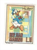 F350 - Paperino - Paperino Topolino Etc - Walt Disney - Francobollo Nuovo - Repubblica Di San Marino - Unused Stamps
