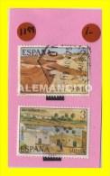 ESPAÑA  COLONIA ESPAÑOLA ZAHARA AÑO 1960-75 - Sahara Español