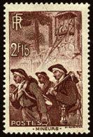 N° 390** - Unused Stamps