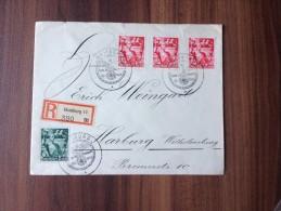 Einschreiben  ***  Drittes Reich   Zum  30 Januar  1938 *** - Covers & Documents