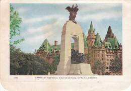 Ottawa Ontario Canada - Canadian National War Memorial - Monument De Guerre - Folkard # 250 -  2 Scans - Ottawa