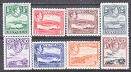 ANTIGUA   84-91  * - Antigua & Barbuda (...-1981)