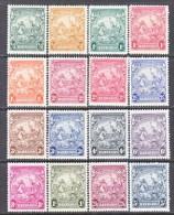 BARBADOS  193-201 A   * - Barbados (...-1966)