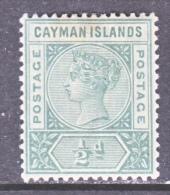 CAYMAN ISLANDS  1   * - Cayman Islands