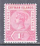 CAYMAN ISLANDS  2   * - Cayman Islands