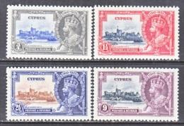 CYPRUS  136-9   * - Cyprus (...-1960)