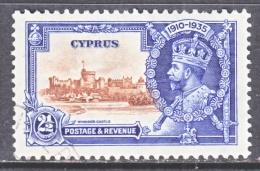CYPRUS  138  (o) - Cyprus (...-1960)