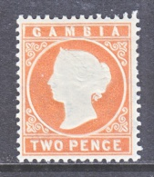 GAMBIA  14  * - Gambia (...-1964)