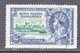 K.U.T.    44   (o) - Kenya, Uganda & Tanganyika
