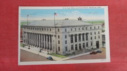 - Oklahoma> Muskogee-- Post Office & Court House  - --ref 1912 - Muskogee