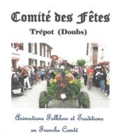 TREPOT 25 DOUBS - CHAR FOLKLORIQUE, ANIMATION - PAP ENTIER POSTAL FLAMME 2014, VOIR LES SCANNERS - Other