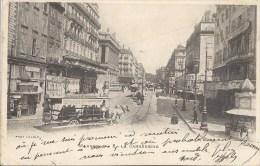Marseille La Cannebière  CPA 1902 - Canebière, Centro