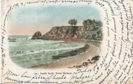 Castle Rock ,Santa Barbara - Santa Barbara