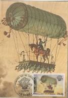 SAO TOME E PRINCIPE  Pierre Testu-Brissy 1798  29/07/83 - Montgolfier