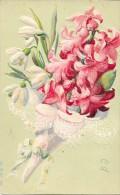 CPA COLORISEE GAUFFREE -  Bouquet De Fleurs - Ser 99 N°1890 - JL - - Fantasia