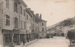 Saint-Dié - Arcades Jules Ferry & Rue Thiers - Commerces Emile Adrian & Wernert - Chaussures - Saint Die