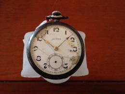 Montre Gousset Zénith Argent - Watches: Bracket
