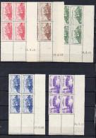 1/ Fezzan  : N° 29 à 33    Neuf  XX  Daté   , Cote : 30,00 € , Disperse Trés Grosse Collection ! - Neufs