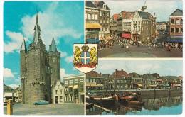 Zwolle: CITROËN DS, OPEL KAPITÄN - Multiview - Holland / Nederland - Passenger Cars