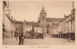 Saint-Dié - Place Jules Ferry - Bière De Champigneulles - Coiffeur - Saint Die
