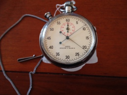 Chronométré Wencia - Horloge: Zakhorloge