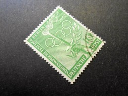 Berlin (West)  Mi89 - 10Pf -  Vorolympische Festtage  1952 - Used Stamps