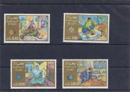 150021493   ARGELIA  YVERT  Nº  728/31  */MH - Argelia (1962-...)