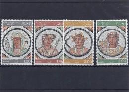 150021504   ARGELIA  YVERT  Nº  663/6  */MH - Argelia (1962-...)