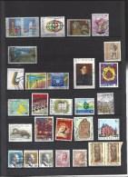 A SAISIR - Lot De Timbres LUXEMBOURG Oblitérés 50 Sur Fragments + 50 Décolés + 1 Entier Postal - Other