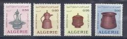 150021517   ARGELIA  YVERT  Nº  594/7  */MH - Argelia (1962-...)